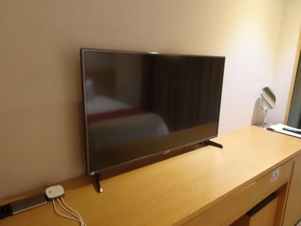 NEW ORIENTAL HOTELテレビ完備