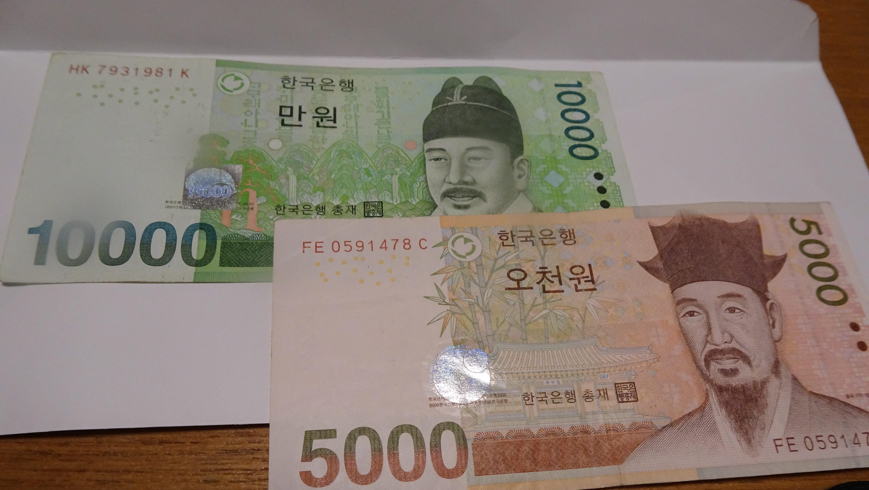 遅延の間の食事代15000ウォンが支給