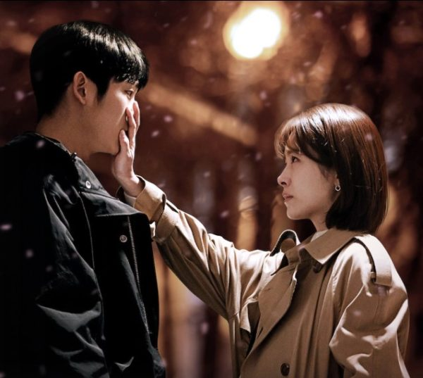 韓国ドラマ「春の夜」チョン・ヘインとハン・ジミン