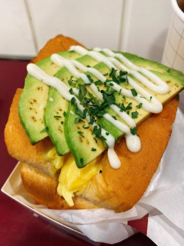 【EGG DROP】韓国で人気サンドイッチ店ついに24時間営業