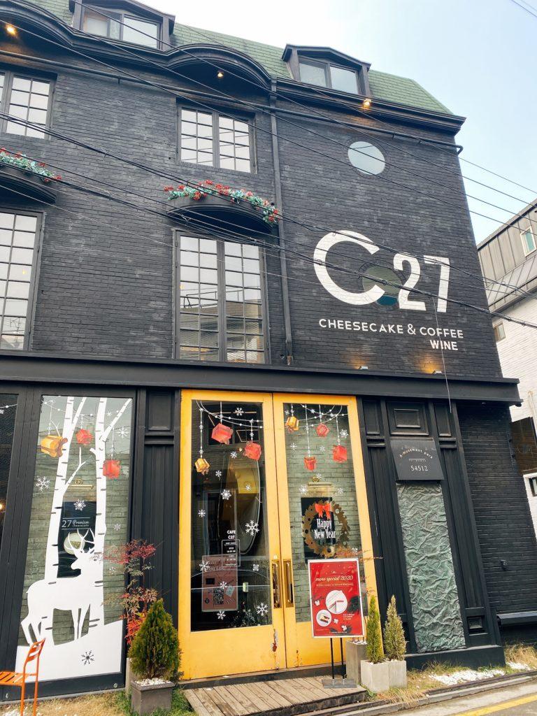カロスキル チーズケーキ専門店【C27】