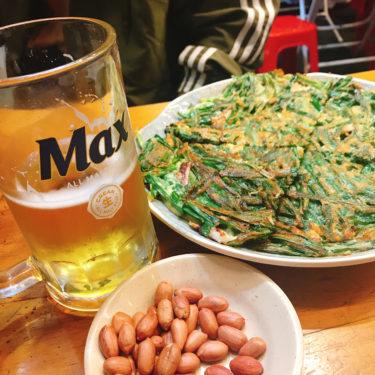 乙支路ノガリ横丁明洞コルベンイでディープな韓国酒場体験