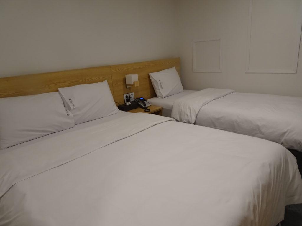 LINE HOTEL MYEONGDONG ファミリールーム