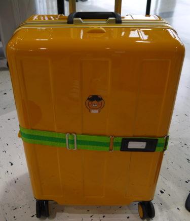 韓国におすすめスーツケース