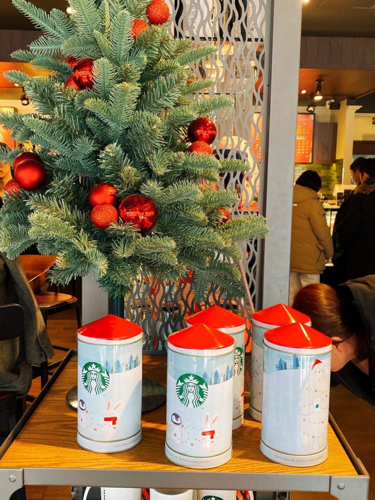 韓国STARBUCKS クリスマス限定商品