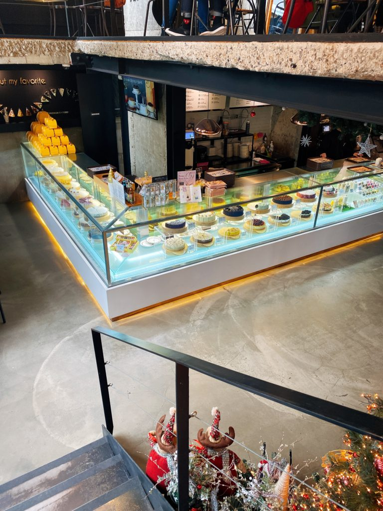 カロスキル チーズケーキ専門店【C27】本店