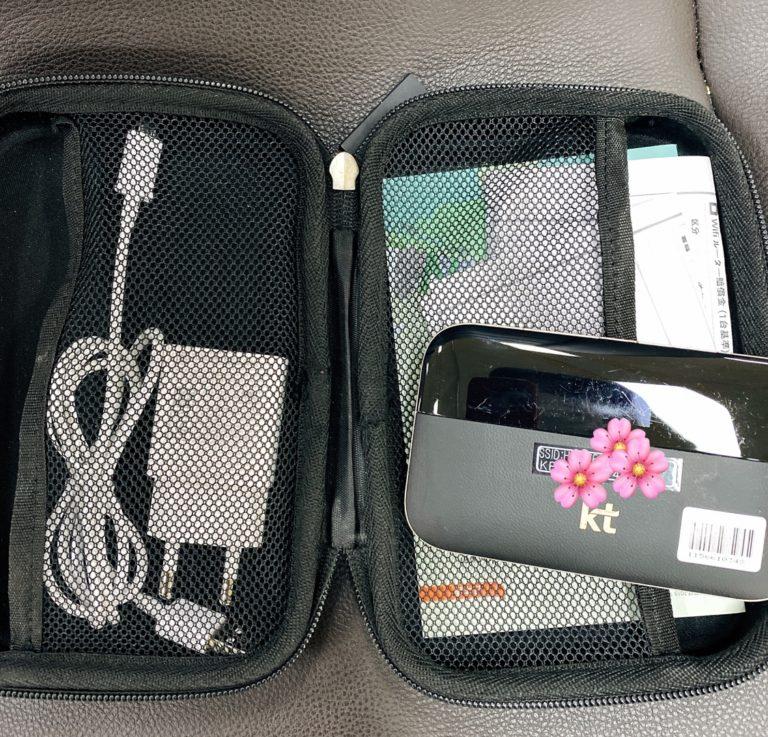 韓国 KT Wi-Fiルーター